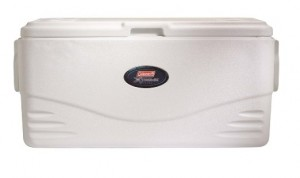 Coleman 100 White Extreme Marine Cooler On Sale