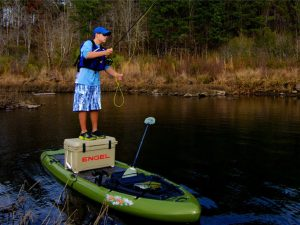 Kayak Fishing Cooler By Engel