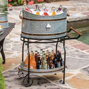Metal Bucket Cooler