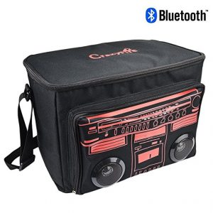 Bluetooth Cooler Radio
