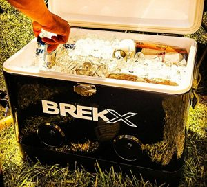 Brekx Cooler With Speakers Review