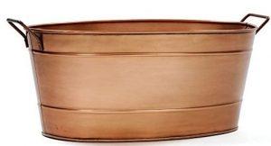 Copper Cooler Bucket