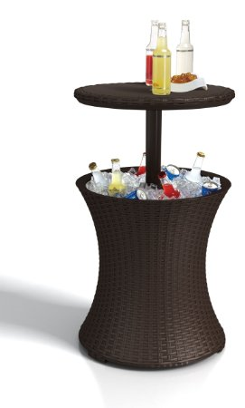 Keter Rattan Barrel Cooler