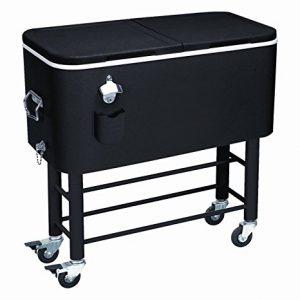 Black Deck Cooler