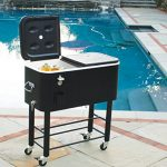 Rio Brands Pool Deck Ice Chest