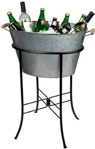 Galvanized Steel Cooler Bucker