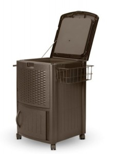 Wicker Barrel Cooler
