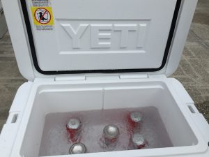 Yeti Tundra 45 After Five Day Ice Challenge
