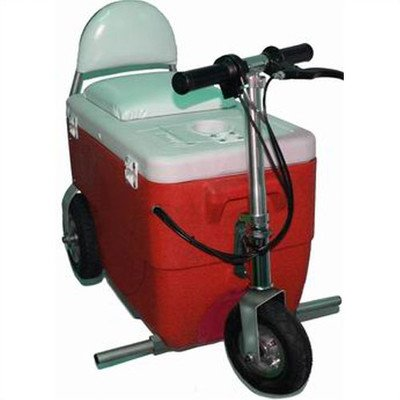 Cruzin Cooler Electric Cooler Scooter