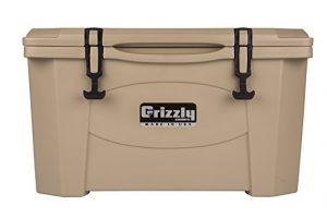 Tan Grizzly Proof Cooler