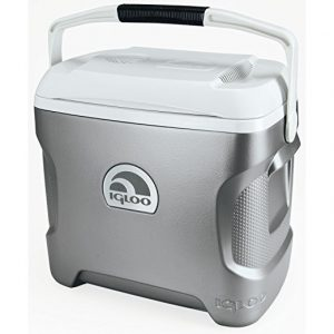 Plug In Cooler By Igloo