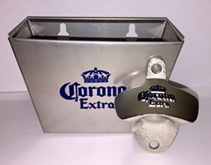Corona Beer Bottle Opener And Cap Catcher