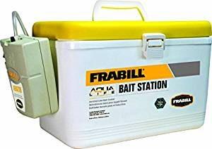 Frabill Live Bait Station