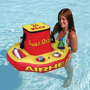 Aqua Oasis Floating Bar
