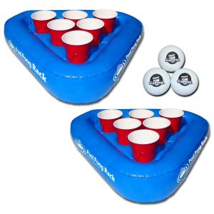 Go Pong Floating Cooler Raft