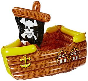 Pirate Ship Cooler Float
