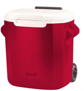 Coleman Personal Cooler With Wheels