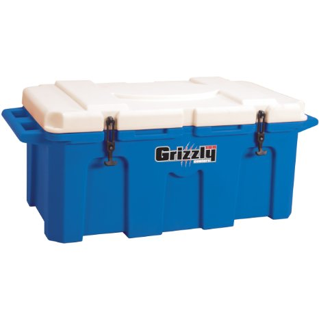 Grizzly Heavy Duty Cooler Review