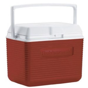 Rubbermaid Small Personal Cooler