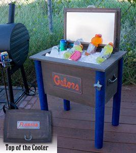 Florida Gator Collegiate Cooler