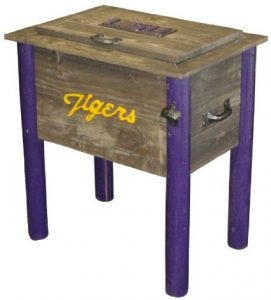 LSU Tigers Cooler