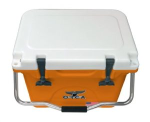Orange Orca Cooler Review