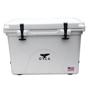 Orca 58 Quart Cooler White