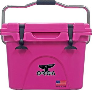 Pink Orca Cooler Breast Cancer Awareness