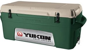 Green Igloo Yukon Cooler