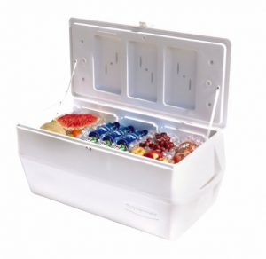 Rubbermaid Marine Cooler