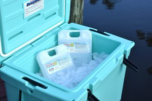 Engel Ice In A Cooler