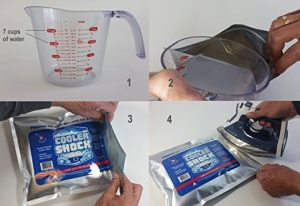 Cooler Shock Set Up Process
