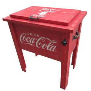 Antique Coca Cola Cooler Amp Ice Chests Coolers On Sale