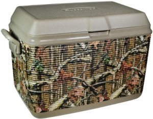 Camo Rubbermaid Cooler