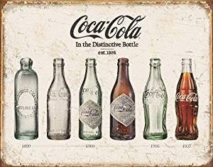 Evolution Of Coca Cola Bottle
