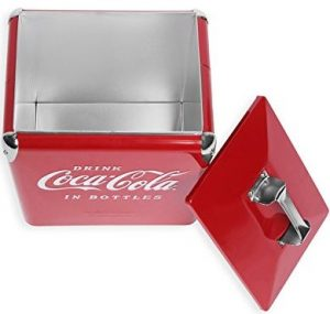 Open Coca Cola Box