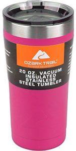 Pink Ozark Trail Tumbler