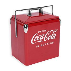 Coca Cola Tin Cooler