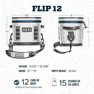 Flip 12 Hopper Cooler