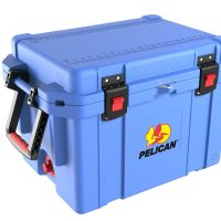 Pelican Elite Cooler Blue