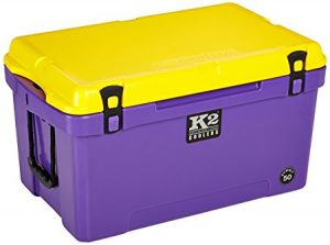 Collegiate Team Color Ice Chest