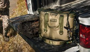 Yeti Hopper In Back Of Truck