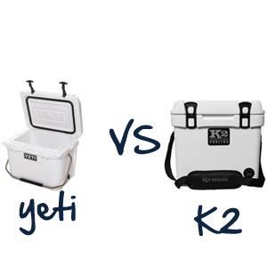 Yeti Vs K2 Coolers
