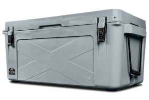 Gray Bison Cooler