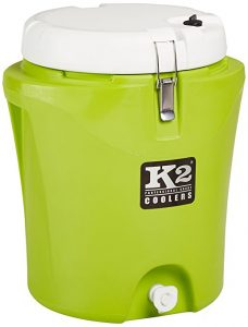 Green K2 Roto Molded Water Jug