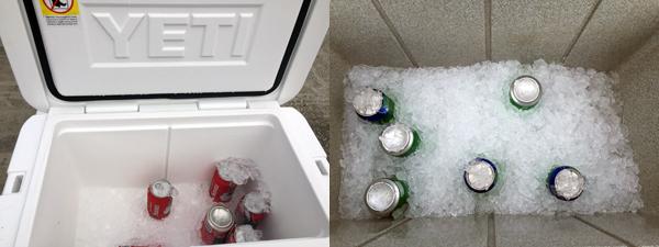 Siberian Coolers Vs Yeti
