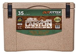 35 Quart Ice Chest, Canyon Outfitter