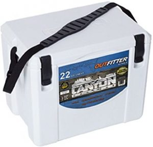 Canyon 22 Quart Roto Molded Ice Chest