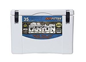Canyon 35 Quart White