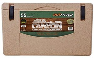 Canyon 55 Quart Sandstone Ice Chest